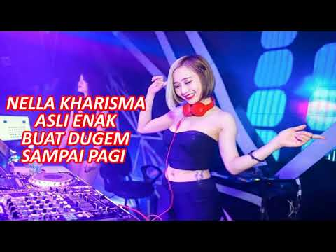 DJ SANTAI SUPER BASS   NELLA KHARISMA   JARAN GOYANG VS VIA VALLEN   SAYANG   YouTube