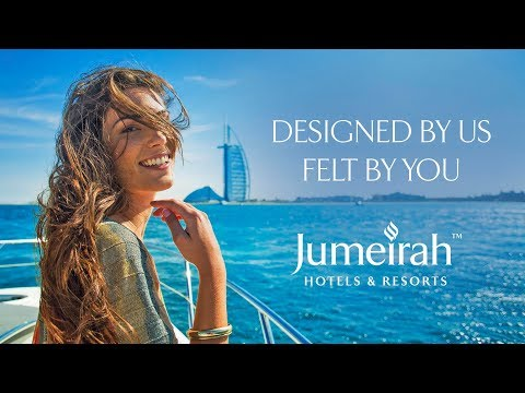 JUMEIRAH™️ Hotels & Resorts - Designed by us, felt by you