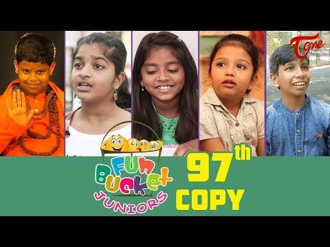 Fun Bucket JUNIORS | Episode 97 | Kids Funny Videos | Comedy Web Series | By Nagendra K | TeluguOne