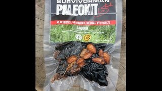 Steve's Paleogoods. A gift from Chris Collier.