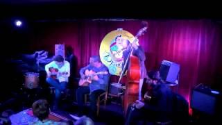 A la Santé de Django 30 oct 2014 : Swingtime in springtime (avec Gwen Cahue, Laurent Courtois)