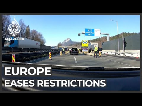 European Union preparing to reopen borders