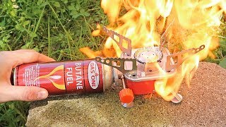 Worst Camping Stove Ever Made!