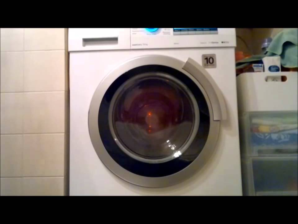 siemens wash dry 1400rpm spin youtube. Black Bedroom Furniture Sets. Home Design Ideas