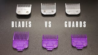 CLIPPER BLADES vs CLIPPER GUARDS | Whats the Difference?