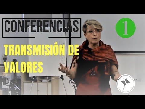 Conferencias TRANSMISIÓN DE VALORES Parte 1