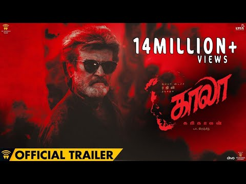Kaala (Tamil) - Official Trailer |...