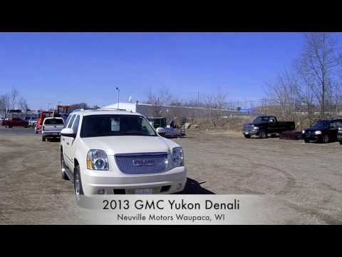 2013 GMC Yukon Denali - In Depth Review Start up and Exhaust