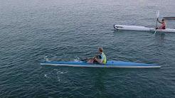Kayaking Mooloolaba Spit