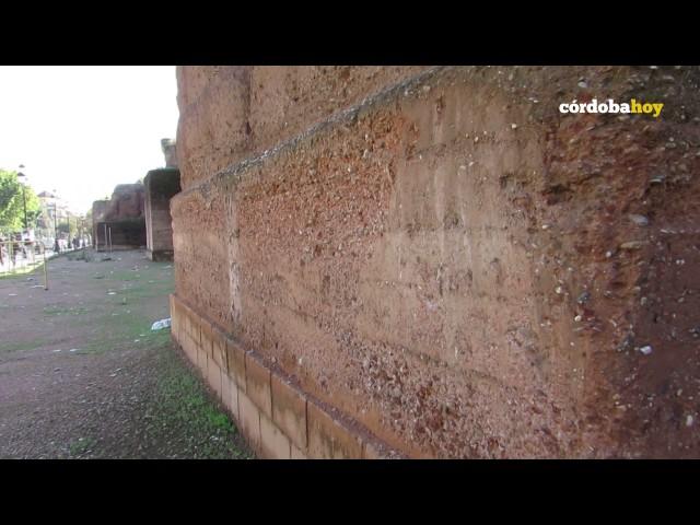 córdobahoy - Arreglo de la Muralla del Marrubial