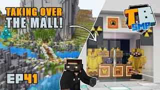 INVASION of Foxy's Mall! | Truly Bedrock Season 2 [41] Minecraft Bedrock SMP