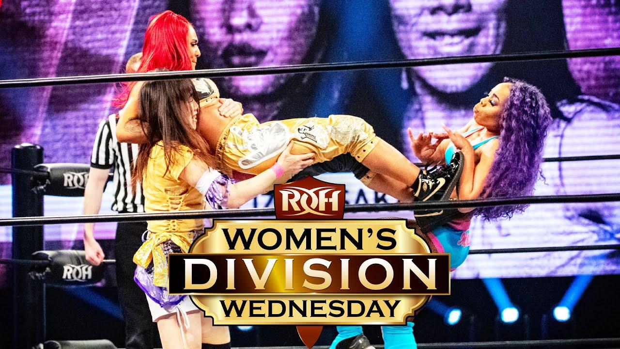 Vita VonStarr Receives Golden Ticket - Enters ROH Women's Title Tournament
