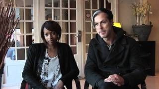 Fitz And The Tantrums interview - Michael Fitzpatrick and Noelle Scaggs (part 3)