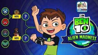 Ben 10 Alien Madness   Vote for your Favorite Omni Enhanced Alien Cartoon Network Games