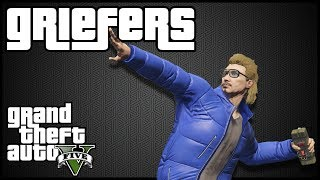 The Griefer The Tryhard S Slow Cousin In GTA 5 Online Sonny Evans
