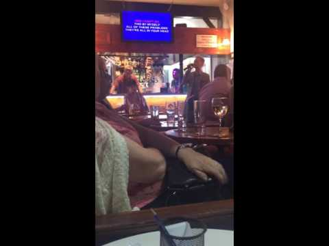 Bladdered in Tenerife! Red-Karaoke