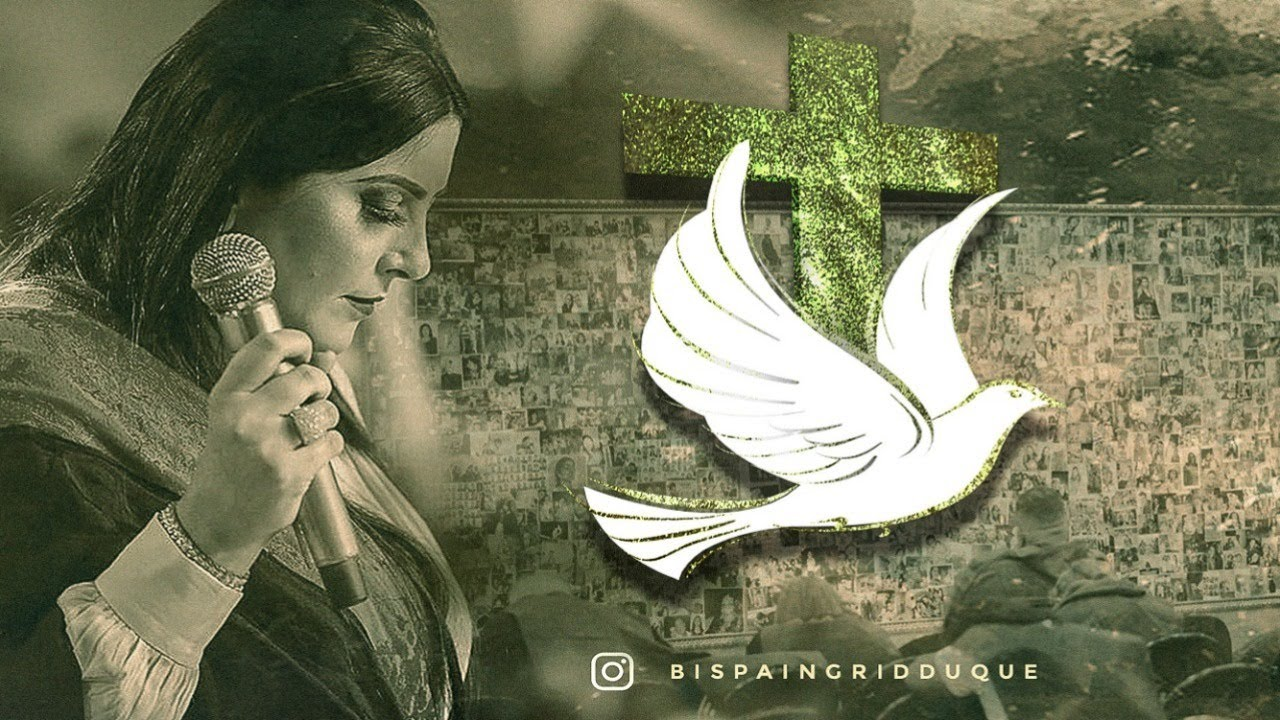 Bispa Ingrid Duque -  IAPTD - AO VIVO -