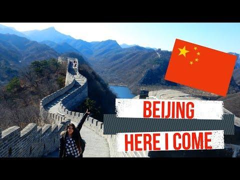 A Weekend in Beijing || Pamela Arana