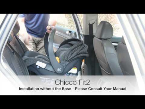 The Chicco Fit2 Earned High Score For Review With A Perfect 10 Of Ease Installation Using LATCH Anchors Studies Indicate That Injuries