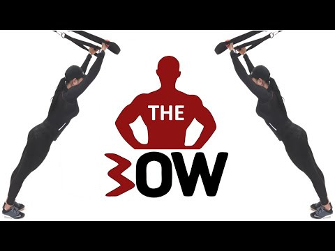 THE BOW: Most Versatile Gym & Fitness Equipment Ever