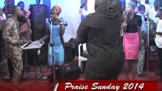 CAC YABA PRAISE SUNDAY 2014 BIG BEN