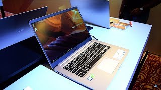 ASUS VivoBook S15 hands on and initial impressions