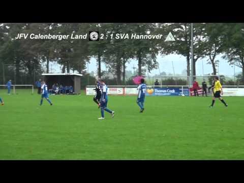 JFVCalenbergerLand vs SV Arminia Hannover