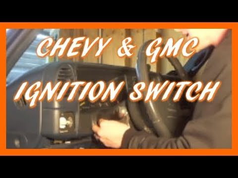 How To Replace Ignition Switch In 95