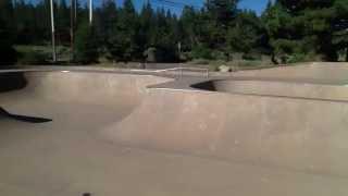 Skatepark Tours: Truckee, CA