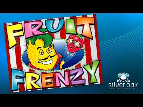 Watch Fruit Frenzy Video From Silver Oak Casino