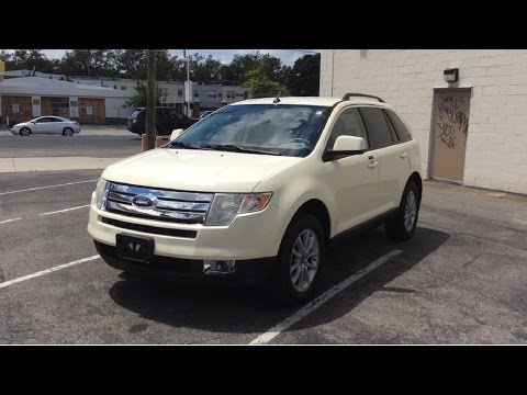 High Mileage 07 Ford Edge Review
