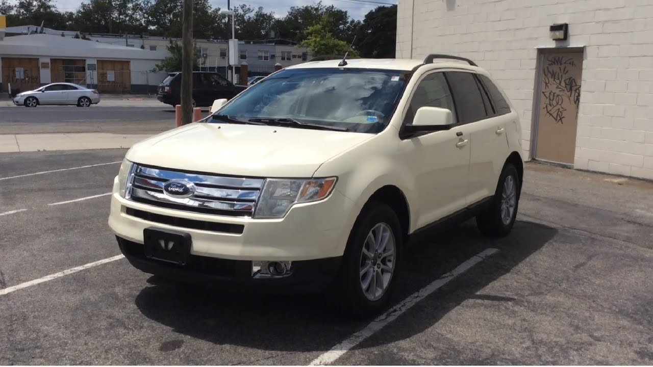 High Mileage  Ford Edge Review