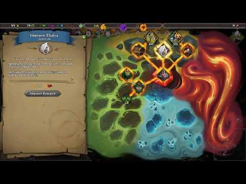 Dungeons 3 Walkthrough (Hellish Difficultly) - Level 2: Twistram in Ruins |