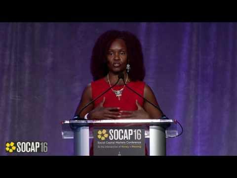 SOCAP16 - Shifting Culture Towards Equity