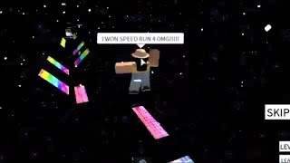 ROBLOX - Speed Run 4 Level 1-31// I FINISHED!