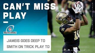 Jameis Winston Slings It 56 Yds on Trick Play TD