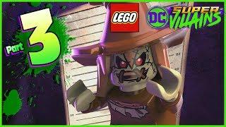LEGO DC Super Villains Part 3 Escape Arkham Asylum