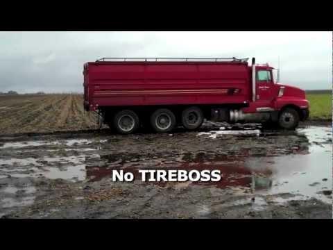 TIREBOSS™ Potato and Sugar Beet Harvests