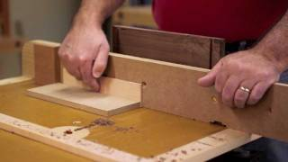 Dovetail Joinery With A Router