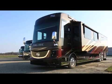 2017 Newmar King Aire Luxury Motor Coach Youtube