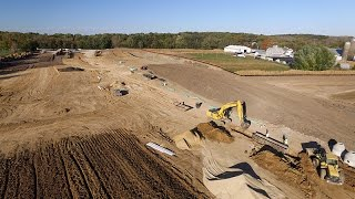 Blackmore Land Development Services (BuiLDS)  Norton Lake Subdivision in Campton Hills, IL