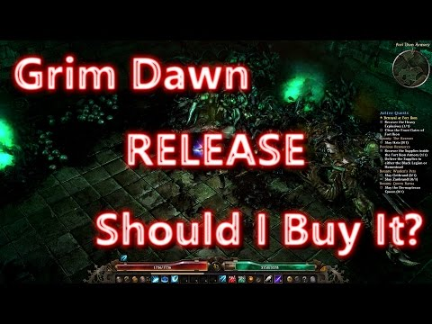 Grim Dawn (RELEASE) - Should I Buy It? (Review?)