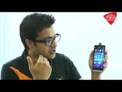 Review: Blackberry Z30