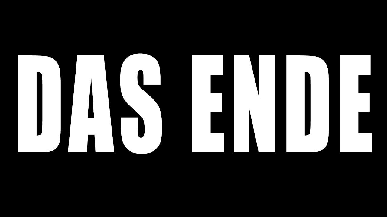 Das Ist Das Ende Besetzung