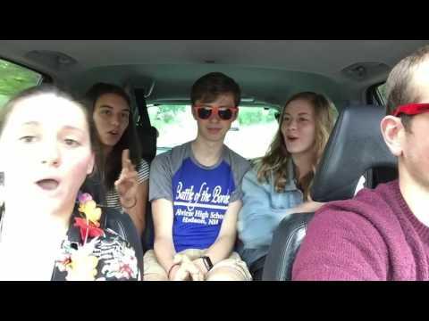 Class of 2017 - Teacher Karaoke