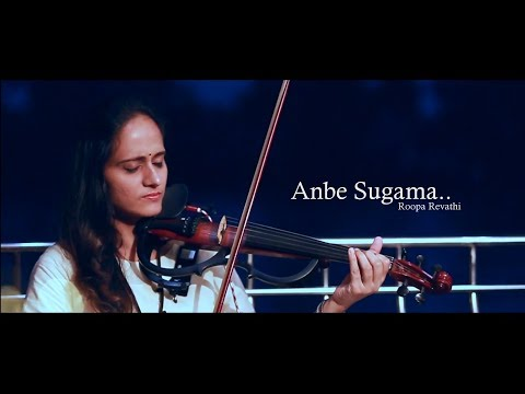 Anbe Sugama    Paarthale Paravasam   A.R. Rahman   Roopa Revathi ft. Sumesh Anand