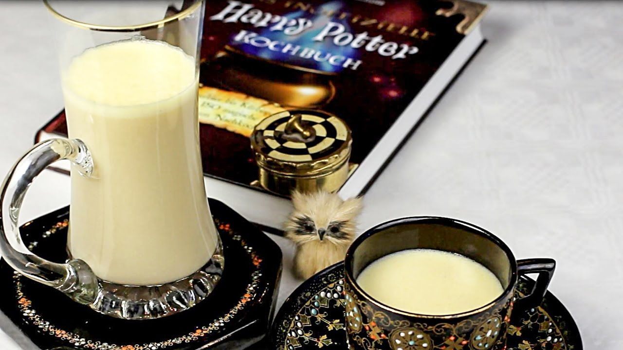 butterbier aus das inoffizielle harry potter kochbuch. Black Bedroom Furniture Sets. Home Design Ideas