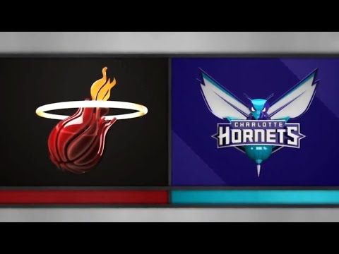 NBA Playoffs On ESPN Theme: Heat VS Hornets Game 6