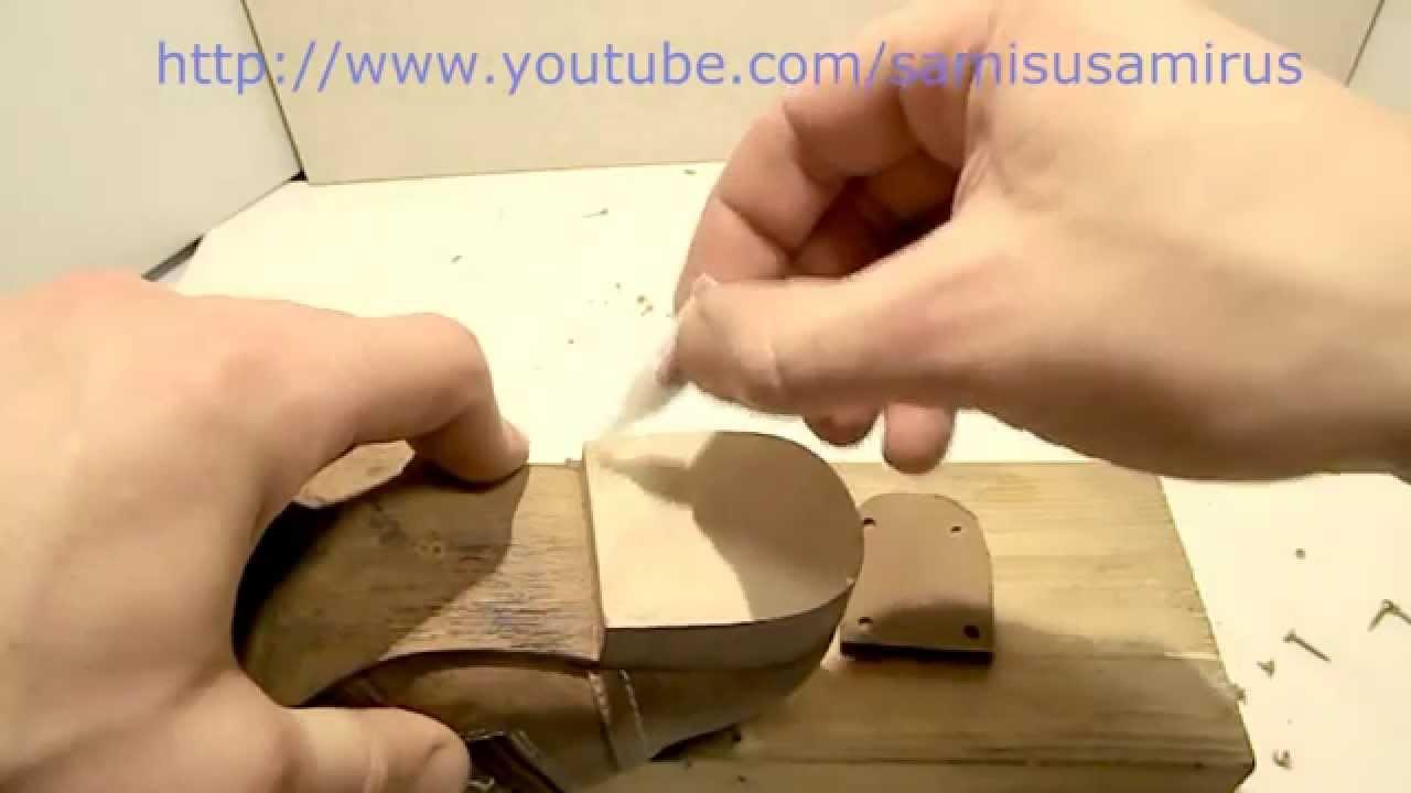 Как сделать набойки в домашних условиях фото 634