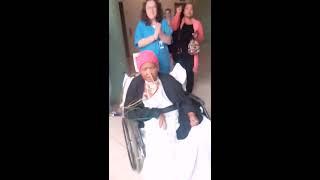 Fat Family faz surpresa de Aniversário para Deise Cipriano no Hospital
